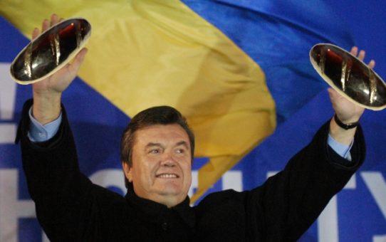 «Как ненасилие защищает золотые батоны Януковича» — рецензия на новую книгу Питера Гелдерлооса